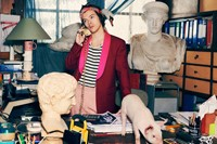 gucci pre fall harry styles harmony korine campaign 1