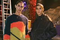 paria farzaneh aw19 fashion week menswear lfwm 2