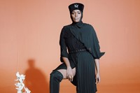 Thebe Magugu AW21 collection by Kristin-Lee Moolman 1