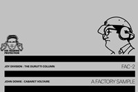 Factory Records, FAC2, A Factory Sample 1