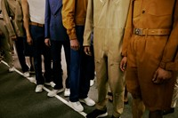 Louis Vuitton SS15 Mens collections, Dazed backstage 15