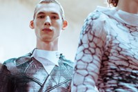 stefan cooke aw18 man fashion east london lfw