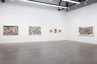 Larry Clark exhibition space 20