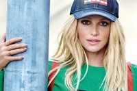 kenzo britney spears peter lindbergh campaign