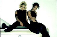 TBoz and Chilli on car 0