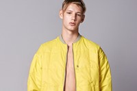 Acne Studios SS15 Mens collections, Dazed 1