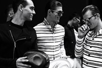 Emporio Armani SS15 Mens collections, Dazed backstage 9