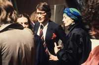 Yves Saint Laurent and Loulou de la Falaise (1979)