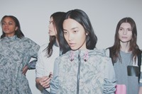 Christopher Raeburn SS15 Dazed backstage 10