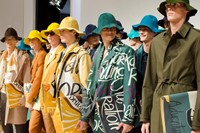 Burberry Prorsum SS15 Mens collections, Dazed backstage 16