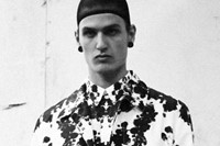 Givenchy SS15 Mens collections, Dazed backstage 3
