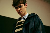 Vivienne Westwood Mens collections, Dazed backstage 1
