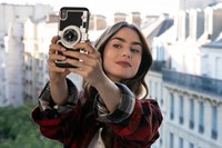 Emily in Paris stills Netflix 0