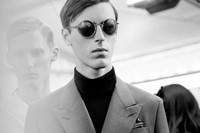 Louis Vuitton SS15 Mens collections, Dazed backstage 6
