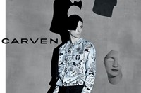 Carven AW14 campaign