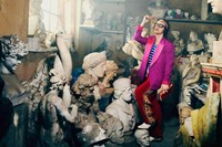 gucci pre fall harry styles harmony korine campaign 0