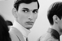 Louis Vuitton SS15 Mens collections, Dazed backstage 9