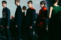 Raf Simons SS15 Mens collections, Dazed backstage 24