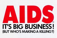 AIDS activism posters 2