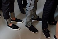 Matthew Miller SS15 Mens collections, Dazed backstage 18