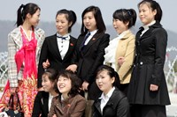 The rise of fashion in North Korea Dazed Pyongyang 2