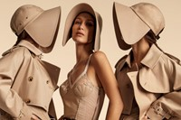 Burberry SS20 campaign Bella Hadid 4 3
