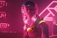 The PPE rave suit by Production Club coronavirus distancing 3