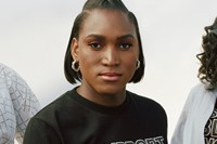 I Support Black Women by Trinice McNally and Off-White 1
