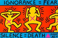Keith Haring, Tate Liverpool 0