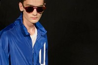 Christopher Shannon SS15 Mens collections, Dazed backstage 7