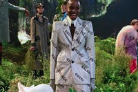 Gucci Aria AW21 collection by Essence Moseley 11
