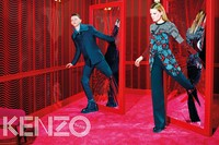 Kenzo AW14 campaign 38