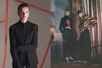dior homme aw17 campaign depeche mode dave gahan 0
