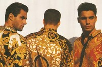 Versace Versace campaign for SS95 24
