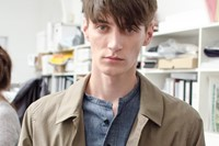 Margaret Howell SS15 Mens collections, Dazed backstage 9