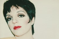 Andy Warhol, Liza Minelli, 1977, Polacolor Type 10 3