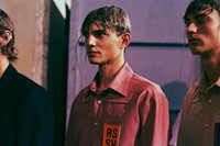 Raf Simons SS15 Mens collections, Dazed backstage 9