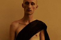 Rick Owens SS15 Mens collections, Dazed backstage 5