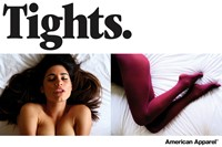 American Apparel Tights Ad 28