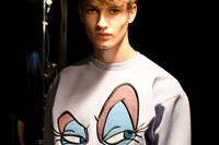 MAN SS15 Mens collections, Dazed backstage 1