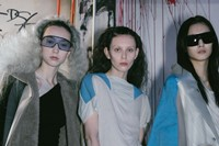 Backstage at the AW20 Rick Owens fashion show 11 10