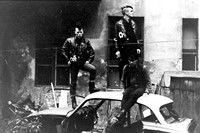 The East German punks who helped bring down the Berlin Wall 1