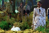 Gucci Aria AW21 collection by Essence Moseley 12