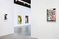 Larry Clark exhibition space 17