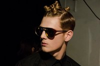 Christopher Shannon SS15 Mens collections, Dazed backstage 16