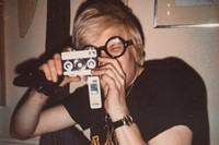 Andy Warhol, Polaroid Pictures, Bastian Gallery 1