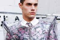 Thom Browne SS15 Mens collections, Dazed backstage 4