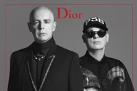 dior homme ss18 campaign david sims pet shop boys 0