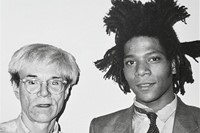 Warhol on Basquiat 8