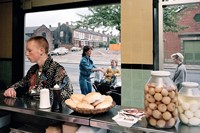 Unseen photos from Martin Parr's archive in Dazed spring 8
